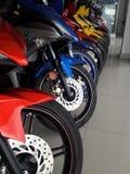 Motocykl dla sprzedaży Zdjęcie Royalty Free