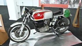 Motocykl Ossa 230-1968 Obraz Stock
