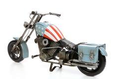 motocykl twierdzić o temacie zlanego Obrazy Royalty Free
