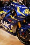 Motocykl Żywy Obraz Stock