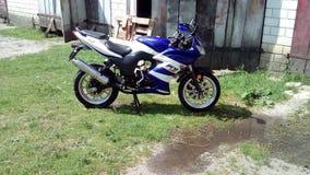Motocykle Lizenzfreie Stockfotografie