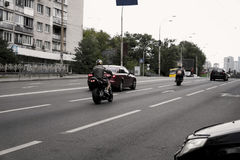motocykliści zdjęcia stock