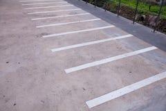 Motocykli/lów miejsce do parkowania Fotografia Royalty Free