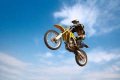 motocyklista Zdjęcie Stock