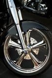 motocyklu koło zdjęcie royalty free