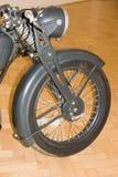 Motocyklu koło Obrazy Stock