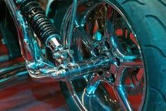 motocyklu koło Obraz Royalty Free