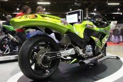 motocyklu przedstawienie Zdjęcia Stock