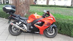 motocyklu 2017 targ Wroclaw Obraz Stock