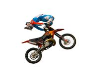 Motofreestyle Stock Images