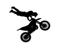 Motofreestyle Royalty Free Stock Image