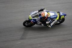 Motogp 125cc - Andrea Iannone Stock Images