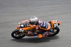 Motogp 125cc - Jonas Folger Stock Photos