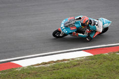 Motogp 125cc - Stevie Bonsey Stock Images