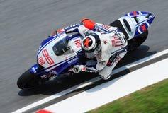 MotoGP 2009 royalty free stock photography