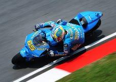 MotoGP 2009 Royalty-vrije Stock Foto
