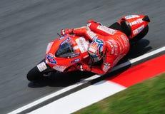 MotoGP 2009 stock images