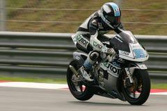 MotoGP 2009 - Raffaele De Rosa lizenzfreie stockfotografie