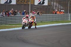 MotoGP 2011 de Japón Fotografía de archivo libre de regalías