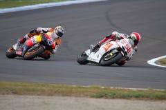 MotoGP 2011 von Japan Lizenzfreies Stockbild