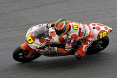Motogp 250cc - Imre Toth Stock Images