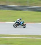 MotoGP 250cc rider Stock Image