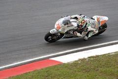 Motogp 250cc - Yuki Takahashi Royalty Free Stock Photo
