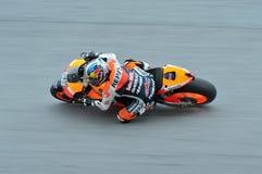 MotoGP Photographie stock