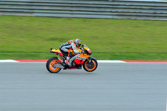 MotoGP Foto de Stock Royalty Free