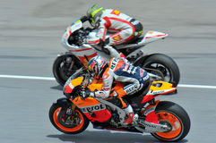 MotoGP Stock Foto
