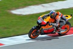 MotoGP Stock Afbeelding