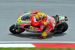 MotoGP Stock Afbeeldingen