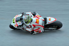 MotoGP Royalty Free Stock Photo