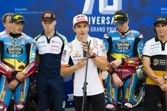 MotoGP Catalunya Grand Prix 2019 imagenes de archivo