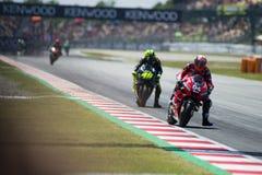 MotoGP Catalunya Grand Prix 2019 photos stock
