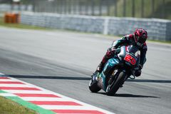 MotoGP Catalunya Grand Prix 2019 stock foto's