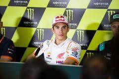 MotoGP Catalunya Grand Prix 2019 royalty-vrije stock foto's