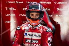 MotoGP Catalunya Grand Prix 2019 stock photo