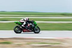 MotoGP che corre la Bulgaria Fotografia Stock