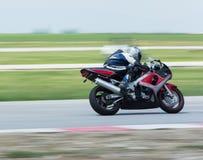 MotoGP che corre la Bulgaria Immagini Stock Libere da Diritti