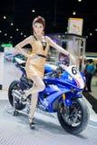 MotoGP de Yamaha Fotografía de archivo libre de regalías
