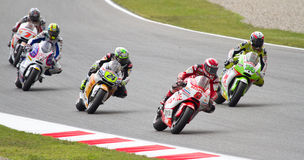 MotoGP Grand Prix Royalty Free Stock Photography