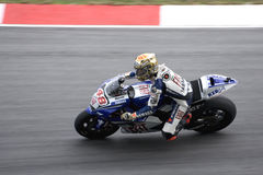 Motogp - Jorge Lorenzo Royalty Free Stock Photos