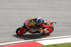 MotoGP malasio 2011 Fotos de archivo libres de regalías