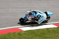 MotoGP malasio 2011 Fotografía de archivo libre de regalías