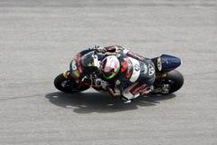 MotoGP malese 2011 Immagini Stock Libere da Diritti