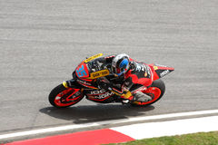 MotoGP malese 2011 Fotografie Stock Libere da Diritti