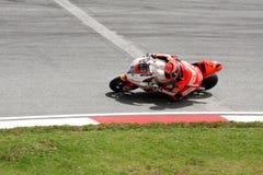 MotoGP malese 2011 Immagine Stock Libera da Diritti