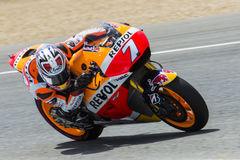 MOTOGP 2015, Marc Marquez Royalty Free Stock Photography