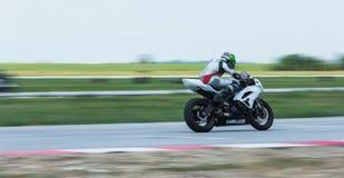 MotoGP que compite con Bulgaria Fotos de archivo libres de regalías